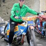 Detaliu foto - Speedway cupa romaniei 2012 sibiu 3353