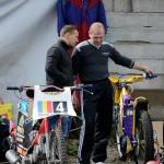 Detaliu foto - Speedway cupa romaniei 2012 sibiu 3361