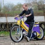 Detaliu foto - Speedway cupa romaniei 2012 sibiu 3365