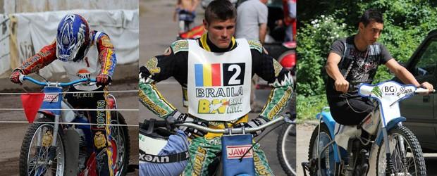 Motospeed.ro ureaza insanatosire grabnica celor 3 sportivi accidentati pe pista de la Braila. Ii asteptam cat mai repede inapoi pe zgura.  Hristo Hristov  Stefan Popa  Adrian Balan