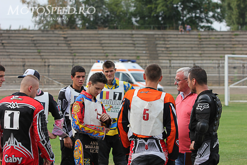 Detaliu foto - Ultima etapa campionatul national individual speedway 2012 8