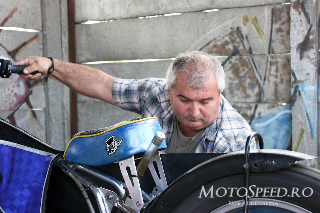 Detaliu foto - Gyula speedway race 11