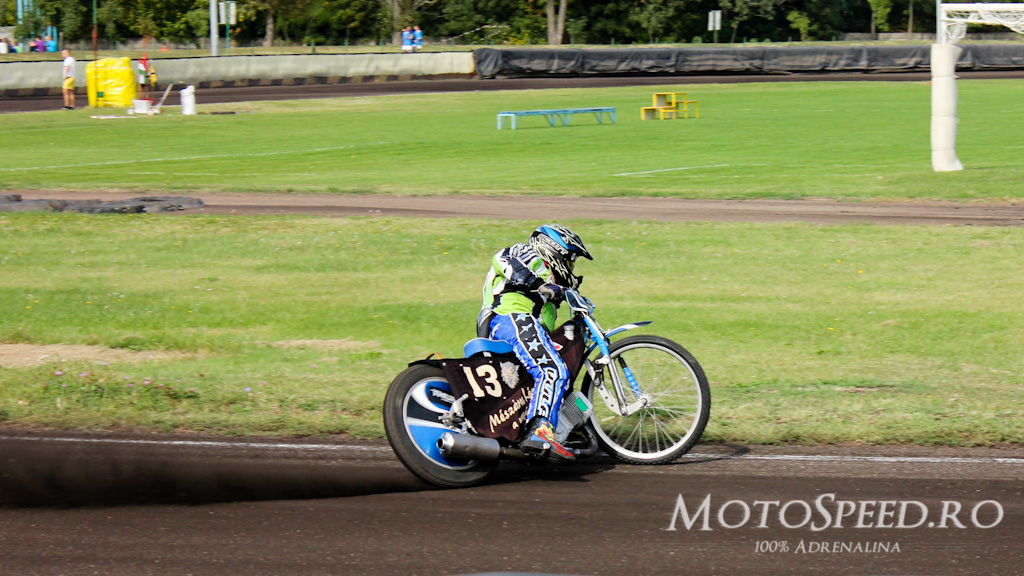 Detaliu foto - Gyula speedway race 13