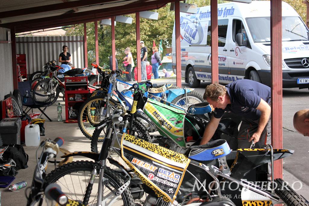 Detaliu foto - Gyula speedway race 15