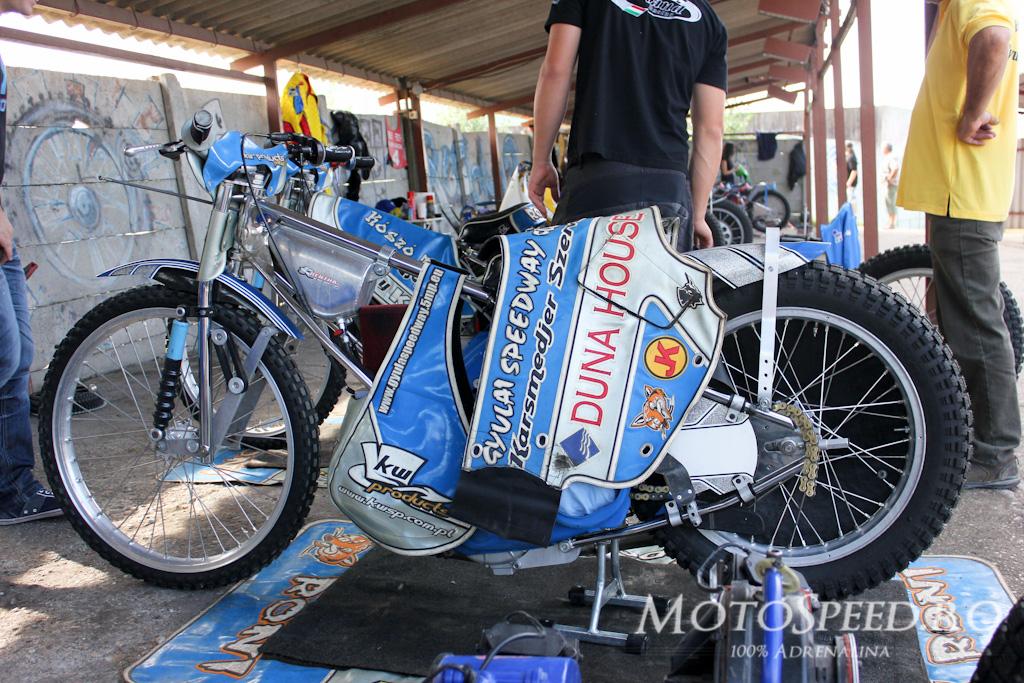 Detaliu foto - Gyula speedway race 20