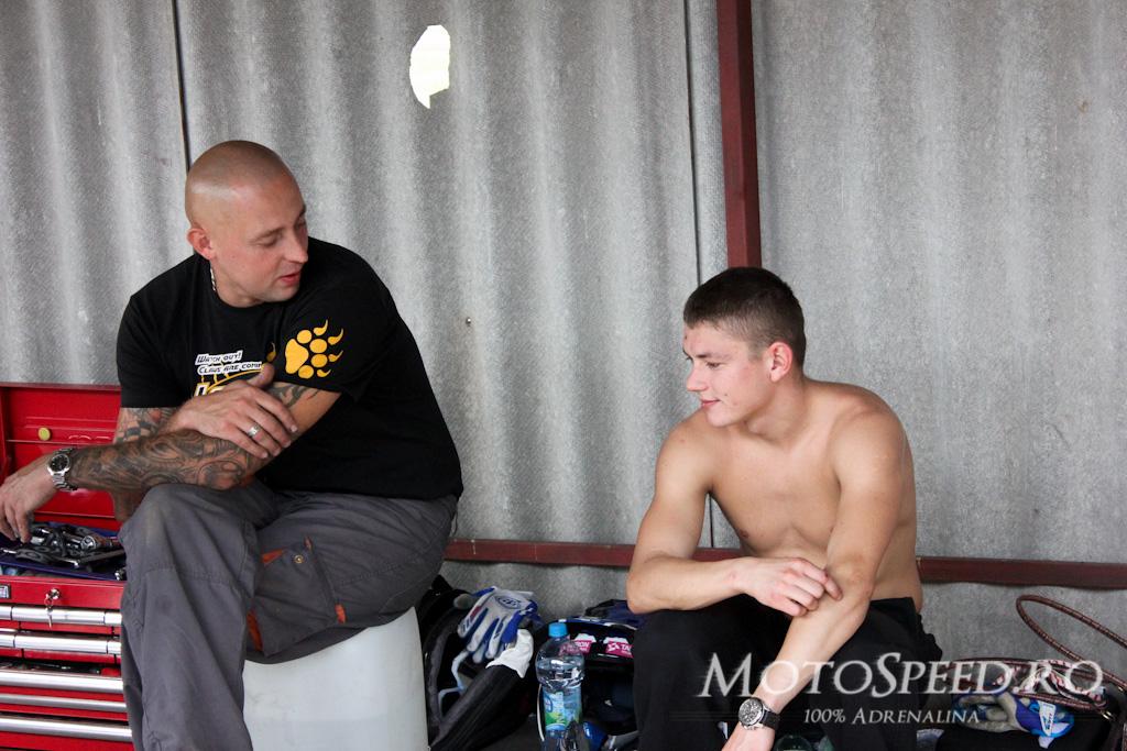 Detaliu foto - Gyula speedway race 23