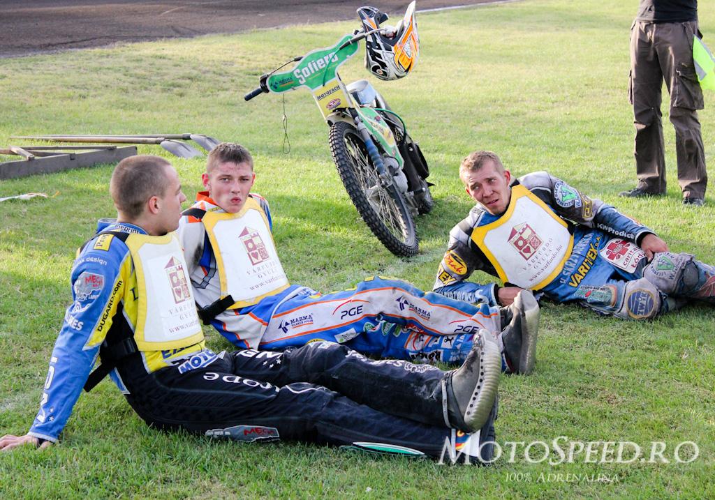 Detaliu foto - Gyula speedway race 255