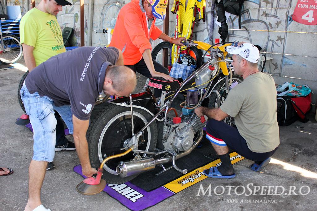 Detaliu foto - Gyula speedway race 29