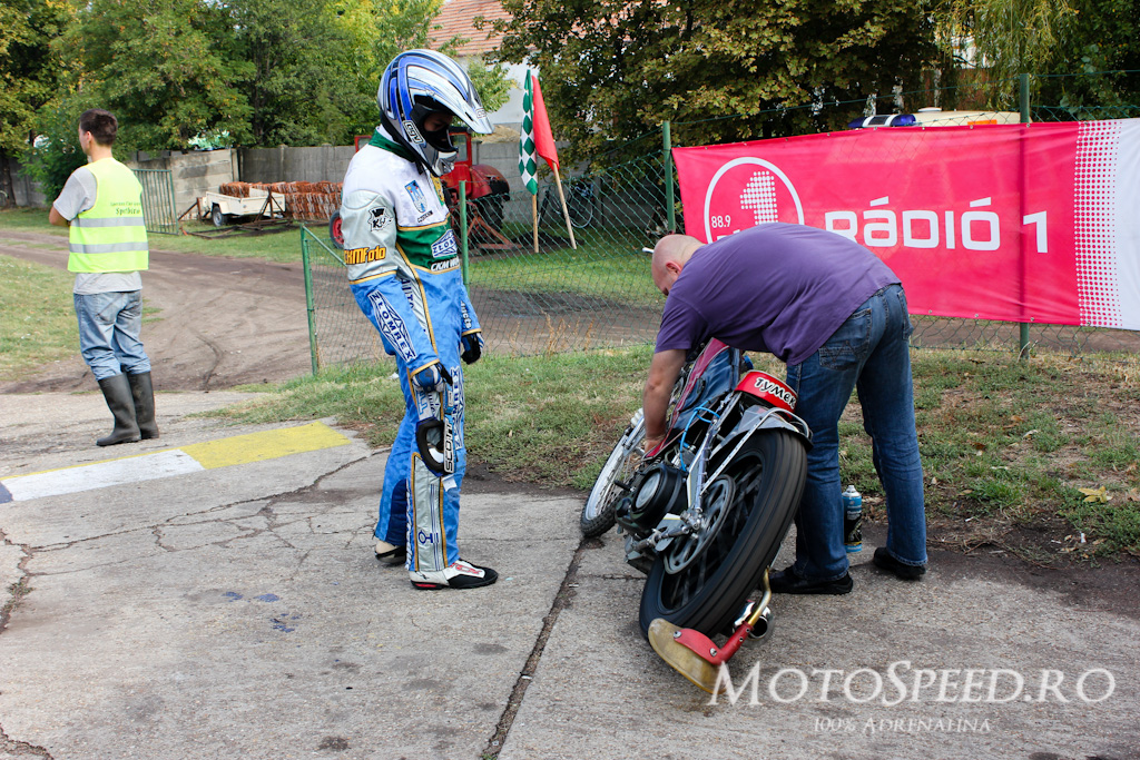 Detaliu foto - Gyula speedway race 3