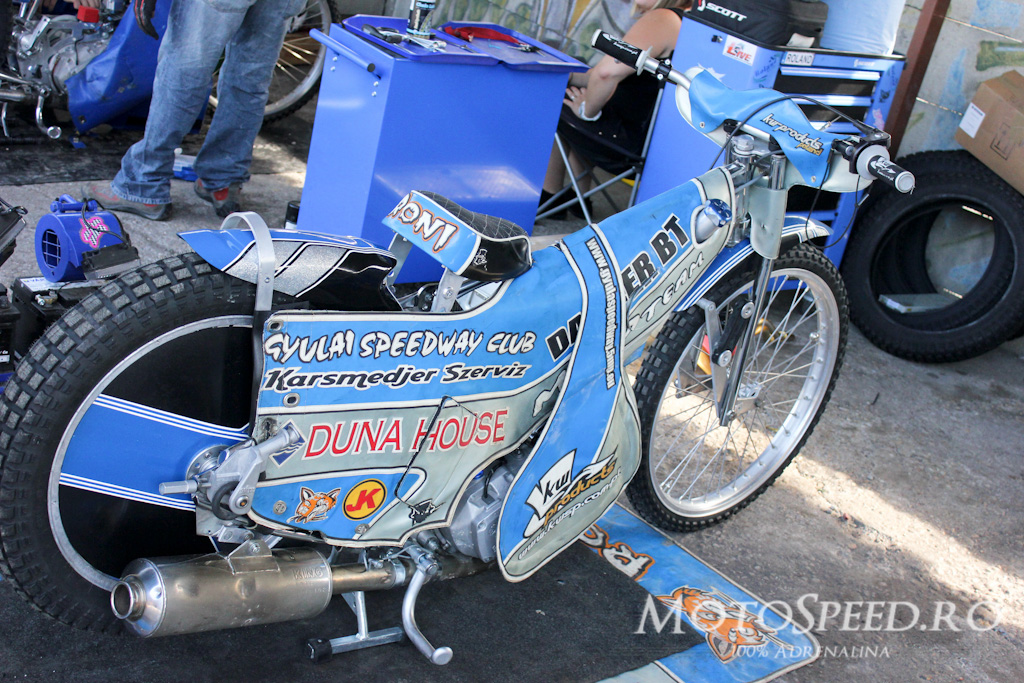 Detaliu foto - Gyula speedway race 38