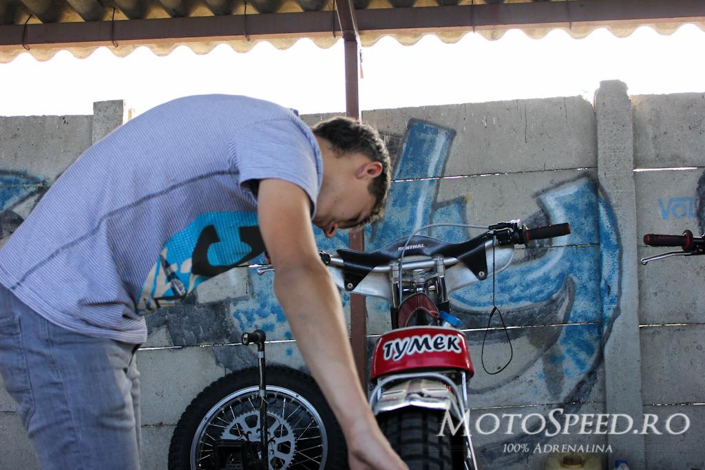 Detaliu foto - Gyula speedway race 46