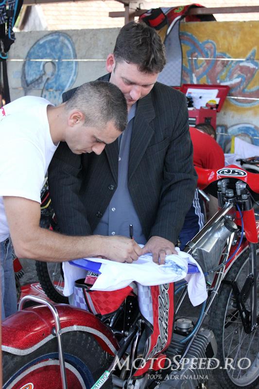 Detaliu foto - Gyula speedway race 49