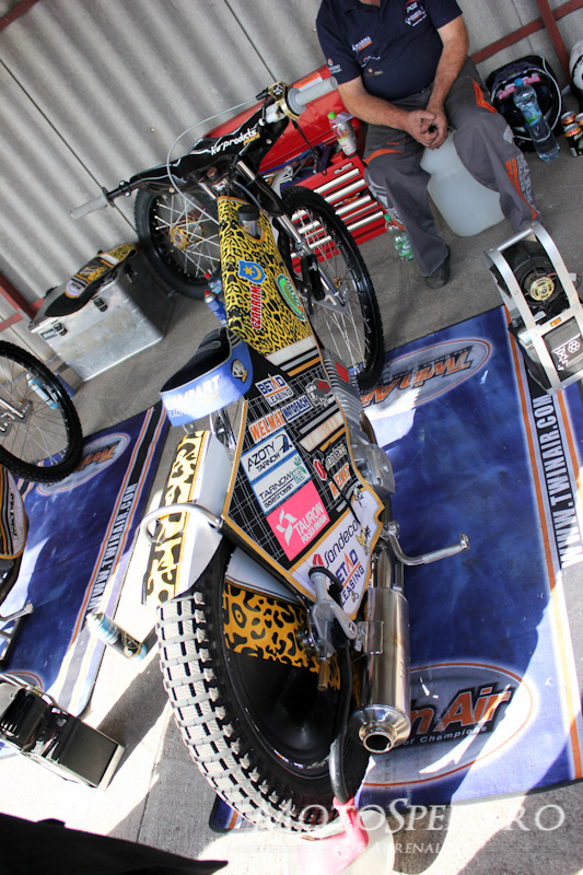 Detaliu foto - Gyula speedway race 50