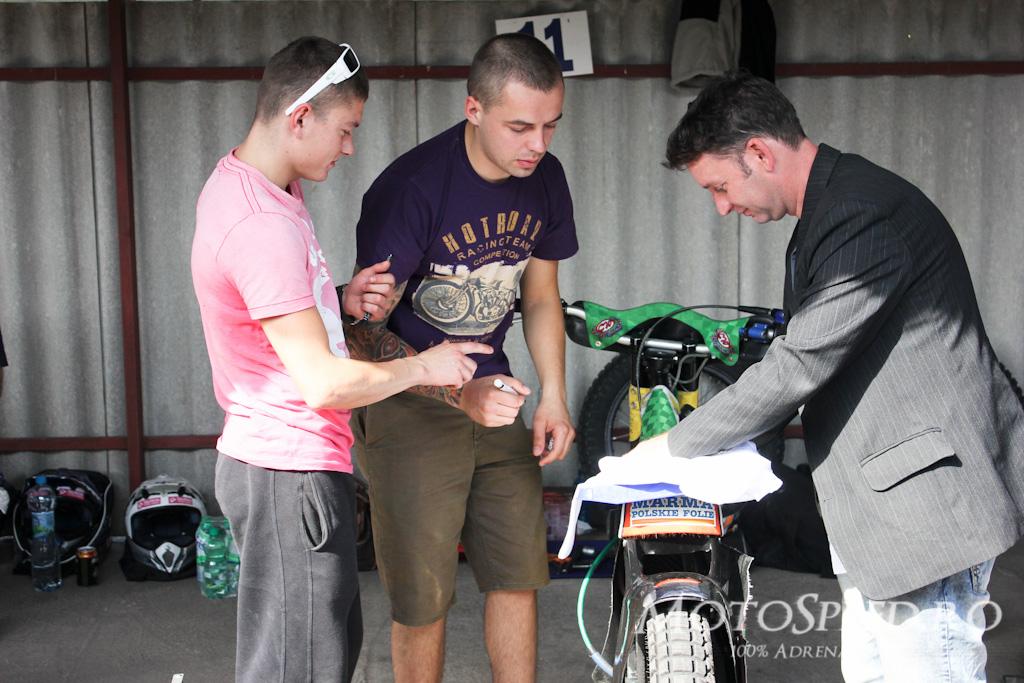 Detaliu foto - Gyula speedway race 53