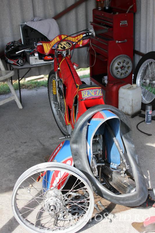 Detaliu foto - Gyula speedway race 57