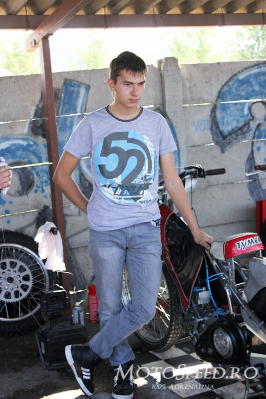Detaliu foto - Gyula speedway race 63