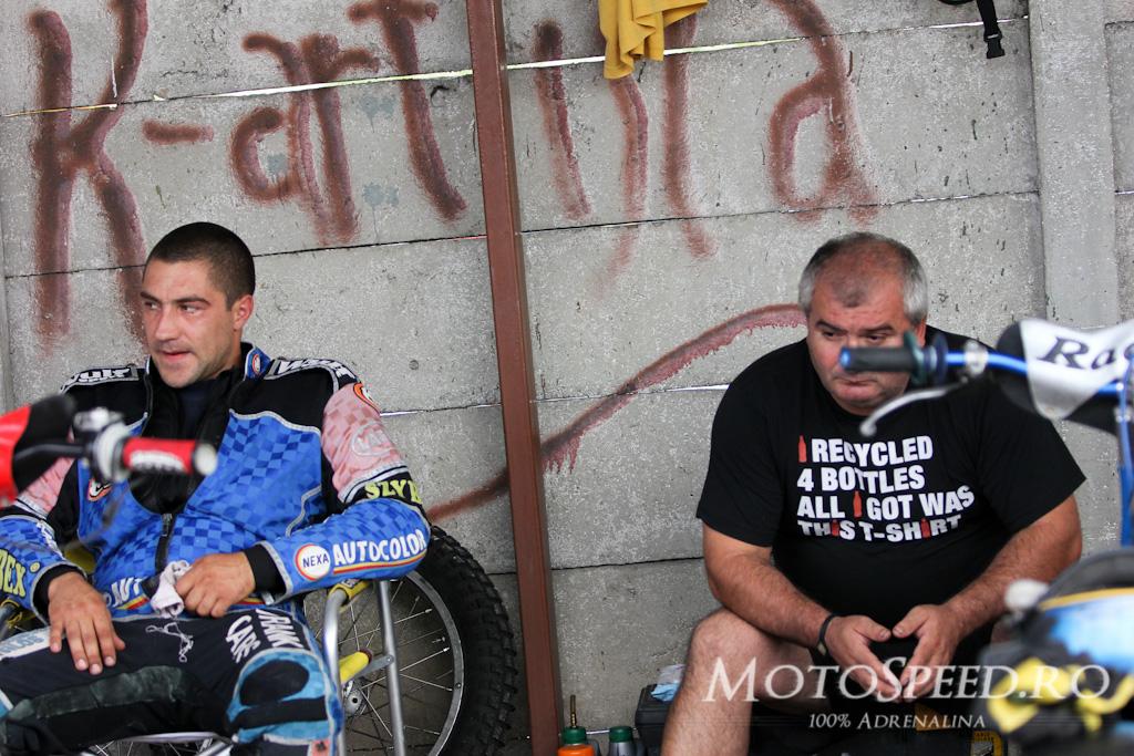 Detaliu foto - Gyula speedway race 68