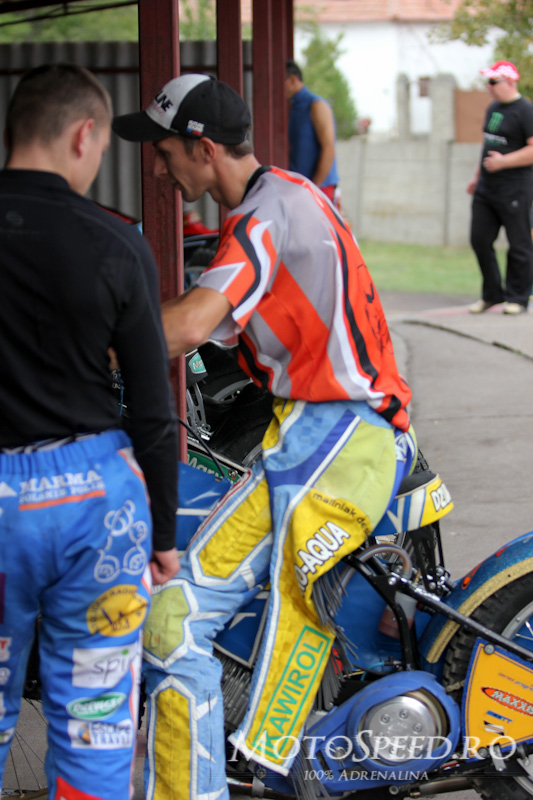 Detaliu foto - Gyula speedway race 71