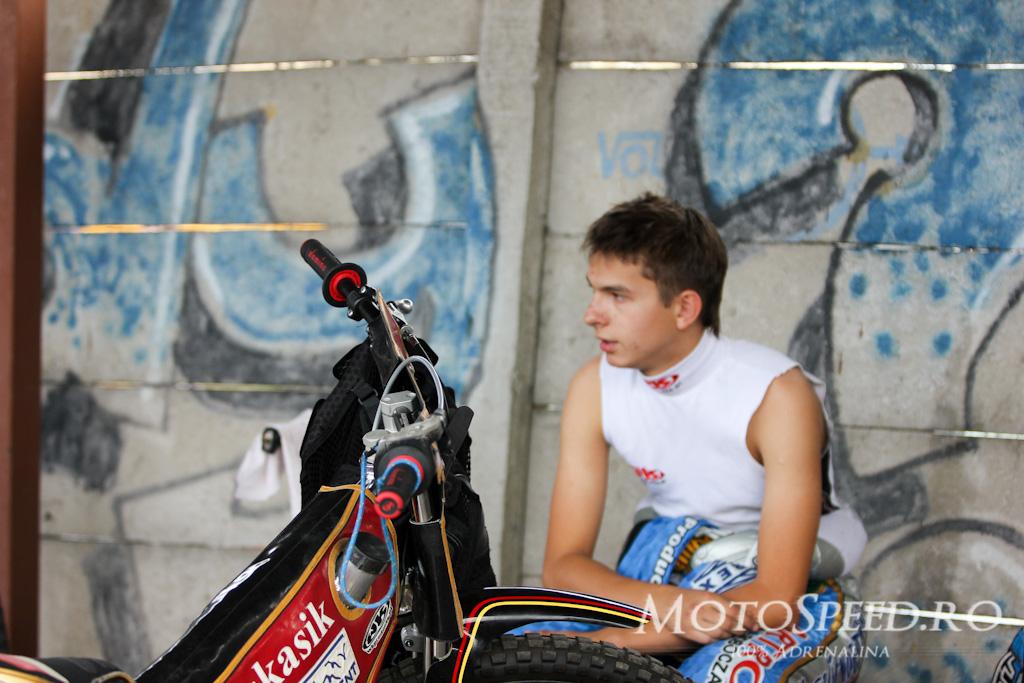Detaliu foto - Gyula speedway race 73