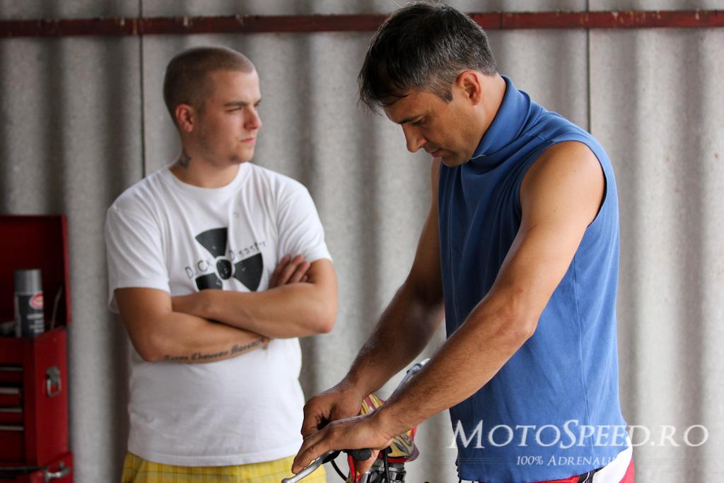 Detaliu foto - Gyula speedway race 74