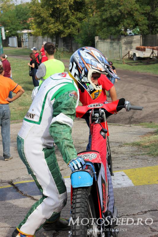 Detaliu foto - Gyula speedway race 8