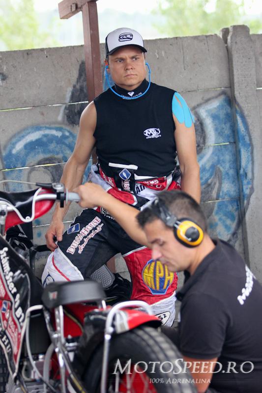 Detaliu foto - Gyula speedway race 86