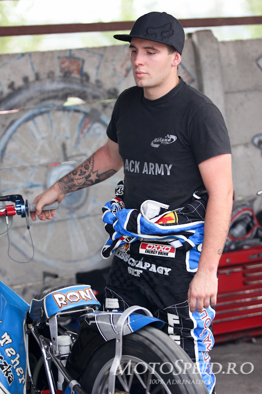 Detaliu foto - Gyula speedway race 91