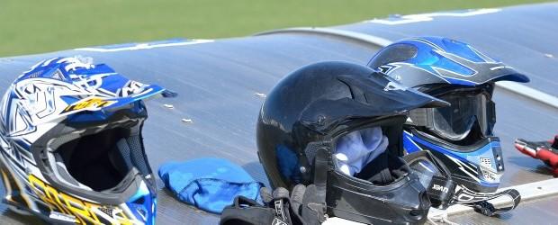 O noua sesiune de antrenamente la speedway a avut loc ieri pe pista stadionului municipal, sesiune la care s-au prezentat toti pilotii legitimati la CSM Braila.