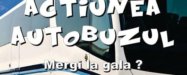 Actiunea Autobuzul Pentru sportivii si sustinatorii acestora, doritori sa participe in data de 14 decembrie 2013 la Gala Premiilor 2013, FRM organizeaza un transport cu autocarul pe ruta Bucuresti -...